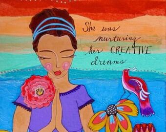 Print : Creative Dreams