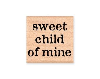 Sweet Child Of Mine Etsy