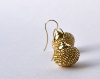 Earrings Gold 14ct