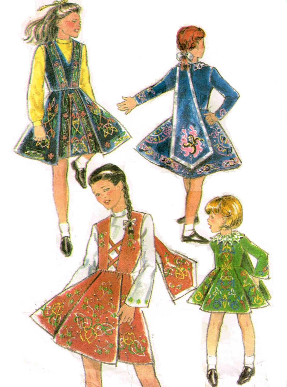 Irish Dance Solo Costume Dress Danceworld 1 Ireland 0582