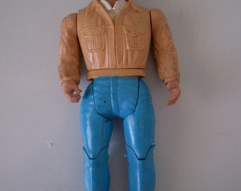 "Vintage A-Team John ""Hannibal"" Smith Brainy leader of the team, master of disguise Figure"
