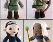 Elf - Fantasy Amigurumi Pattern PDF