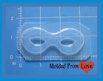 SALE Harley Quinn Mask   Plastic Resin Mold