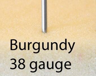 WizPick Felting Needle - Burgundy