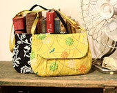 no 183 The Josy Clutch no 630 Jude Bag PDF Sewing Pattern - Instant Download