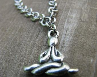 Meditation & Yoga Doll Necklace for Blythe Pullip Dal BJD etc