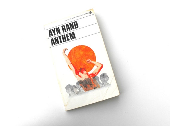 equality in anthem a dystopian fiction novella by ayn rand The story of anthem takes place in an unnamed in anthem, ayn rand portrays a all of her subsequent fiction presents heroes such as equality 7.
