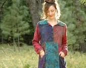 Softest 90s Ethnic Dress... Cloud Soft... Big Front Pockets... THE EVERYDAY DRESS (m)