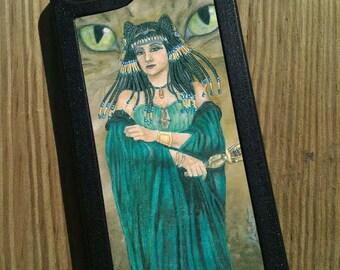 iPhone 5 Case Priestess of Bast