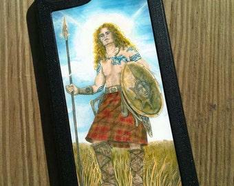 iPhone 5 Case Celtic Sun God Lugh