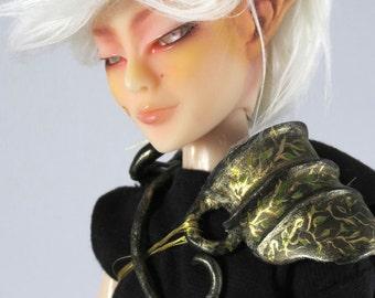 Elf Ranger Jelani OOAK Art Doll BJD
