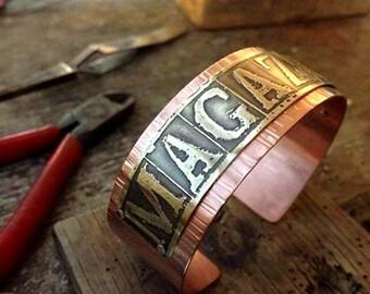 Magazine Street Cuff Bracelet