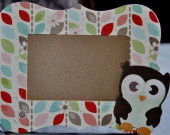Owl picture Frames