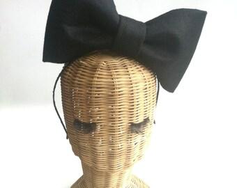 Giant Bow headband