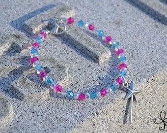 Sparkle Magic Fairy Wand Bracelet