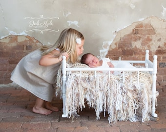 Photo Prop Baby Blanket Texture Prop for Newborn Infant Prop Children Photography Prop