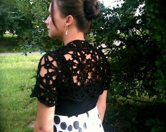 Beautiful Crochet Shrug Pattern