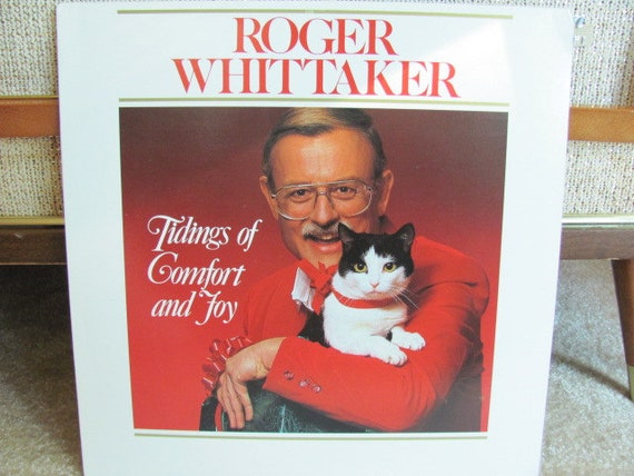 Vintage 80's Roger Whittaker's Tidings of