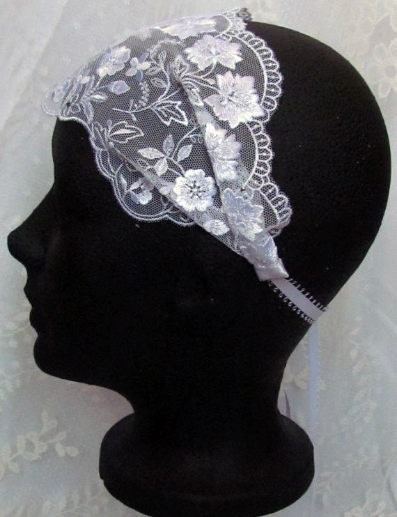 Shipping Upgrade for Manar White Lace Headband, Lace Hairpiece, Bridal Head Piece, Flower Headpiece, Rhinestone Headband