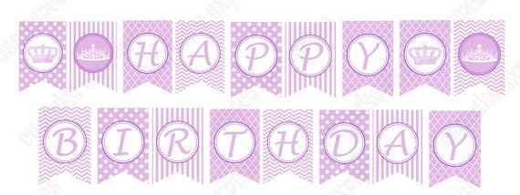 Items Similar To Sofia Purple Princess Birthday Party