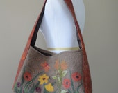 Custom Order: Large Felted Tote