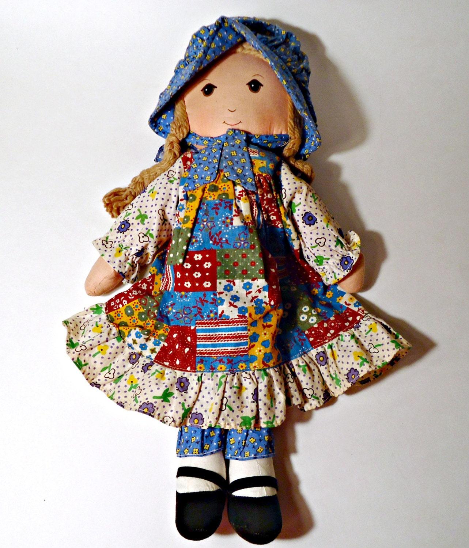 Vintage Holly Hobbie Dolls 31