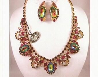 Juliana Jewelry: A Pictorial Feast For Your Eyes - By Nancy J Zell