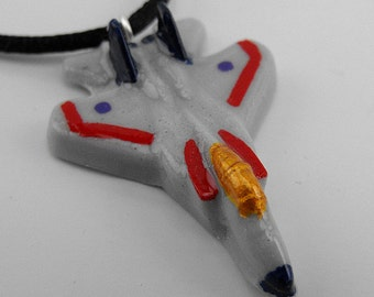 Transformers Resin Pendant - Starscream (F-15)