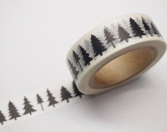 Washi Tape - tree (10M)
