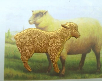 Fairy Tale Sheep  (2 pc)