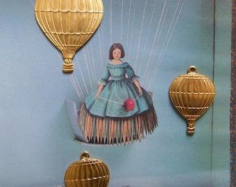 Hot Air Balloons  (3 pc)