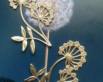Dandelion Flowers ( 2 pc)