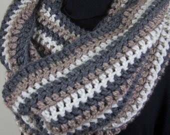 Super Cozy Extra Long Infinity Scarf - Ready to Ship