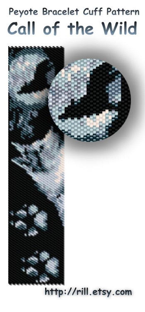 мозаичное плетение - схема