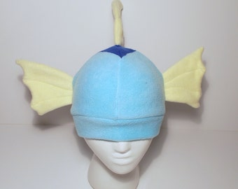 Pokemon Fleece Vaporeon Hat
