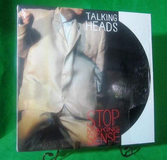 Talking Heads Stop Making Sense Lp Sire 1 By