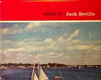 The COMPACT Outdoorsman's Library, 'The Compact Book of Boating,' 1964