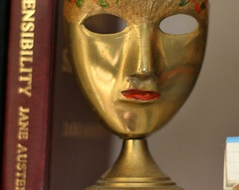 Colorful Brass Mask