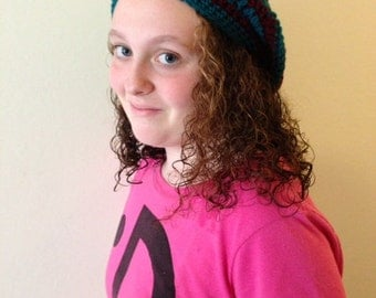 The Samantha Slouch Hat Pattern