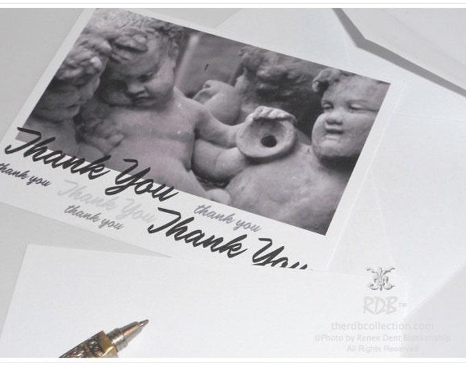 Cherubs Thank You Cards