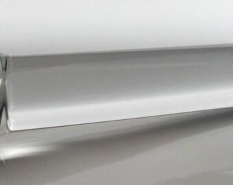 Extra large glass dildo