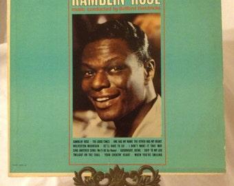 Vintage Record Nat King Cole: Ramblin Rose Album T1793