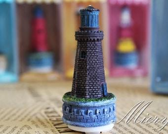 1 Piece Resin Castle Stamp - Rubber Stamp - Vintage Stamp - Style 6