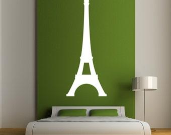 Eiffel Tower Wall Decal Paris Art Decor Decals