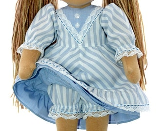 "Waldorf doll 15-16""  inches - ""Affectionateness"" - gift for girls"