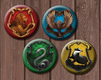 Hogwarts House badge