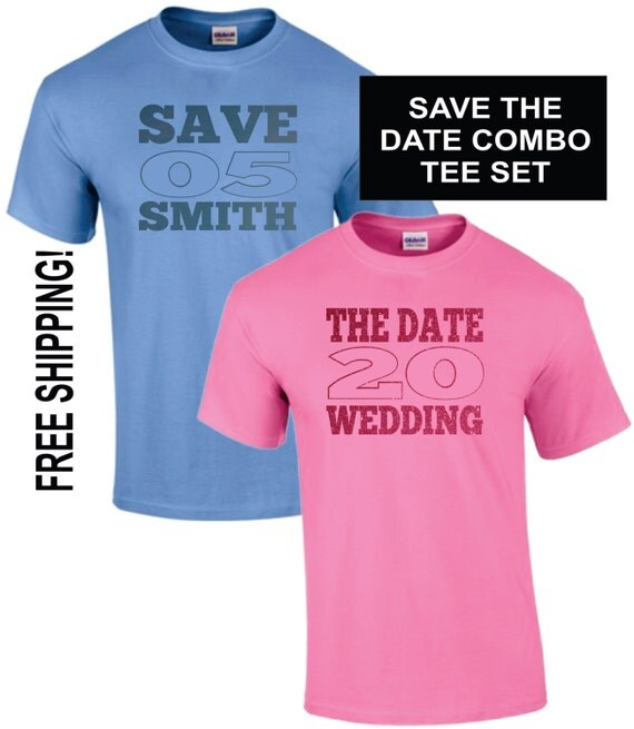 Items Similar To Save The Date Wedding Engagement Photos