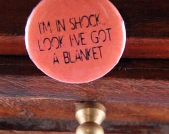 "Sherlock Inspired ""Shock"" Button"