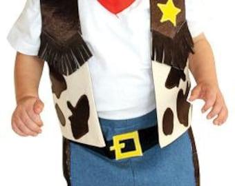 Lil Cowboy Toddler Costume
