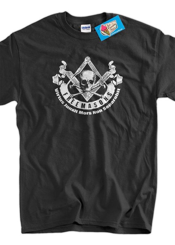 Masonic Creed Straight Creed Freemasonry Freemason Masonry Gifts for Dad Tshirt T-Shirt Tee Shirt Mens Womens Ladies Youth Kids Geek Funny